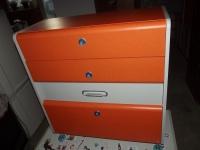 Zestaw mebli dziecięcych Szafa Komoda + gratis biurko 350zł