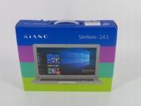 Laptop Kiano SlimNote 14,1'' Intel Atom 3735F 2 GB