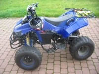 Quad Nitro-Moto-akumulator