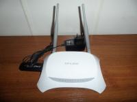 Router TP-Link TL-MR3420 plus Modem USB Huawei E3372