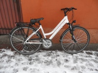 Rower damka LIMBER SALIOR 2.0 28 koła