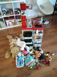 Zabawki 50zl
