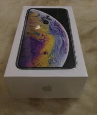 iPhone XS Silver 64 GB NOWY!!!! Pełna gwarancja!!!