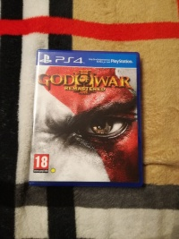 Sprzedam God of War III PS4 lub zamienię