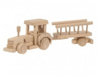 nowe traktory drewniane