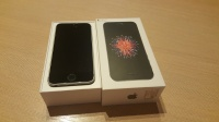 Sprzedam iPhone SE Space Gray, 64 GB.