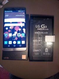 sprzedam LG G3 bez simlocka jak nowy 5,5 cala LTE pilot tv