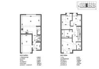 Dom w zabudowie szeregowej, 116 m2 - Ostatnia Sztuka