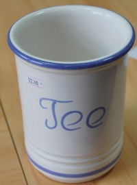 Naczynie do Herbaty