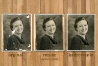 Retusz, renowacja starych zdjęć, fotomontaż - odnawianie fot
