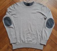 NOWY Sweter męski RESERVED (rozmiar L/XL) BEŻOWY/ECRU