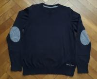 Sweter męski RESERVED (rozmiar L/XL) GRANATOWY
