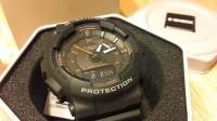 Pancerny Zegarek Casio G-Shock S-Series Step Tracker Turek