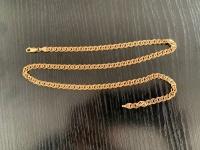 Łańcuch łancuszek złoty 585 waga 29,5 gram długość 60cm