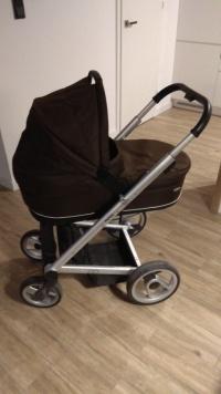Sprzedam wózek Mutsy IGO + akcesoria