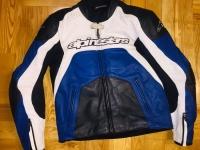 ALPINESTARS - kombinezon motocyklowy dwuczęściowy oraz buty