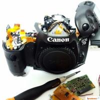 Naprawa aparatów CANON 450D 5D 500D 60D 7D Poznań Serwis