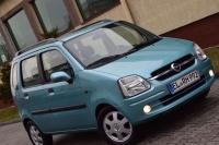 Opel Agila 1.2 Śliczna z Niemiec*KLIMA*Alu*Oryginał 2004r !