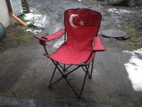 Krzesło wędkarskie, rybackie
