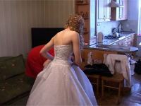 Sprzedam suknie ślubną roz. 36 z kryształami