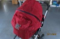 wózek dziecięcy firmy Mutsy
