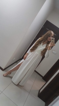 Sukienka firmy nunu