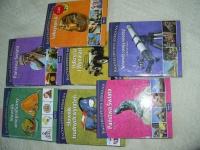 7 książek  z serii Encyklopedia szkolna 10 zł