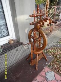 Sprzedam kołowrotek do przędzenia wełny