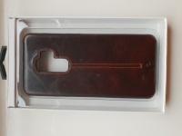 Pierre Cardin ORYGINALNY ETUI skóra Samsung S9+