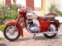 Jawa 250 model 353 kyvacka 1959 r wszystkie części