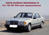 Kupię Mercedesa 190 124 814 817 914 917 1014 1017 1114 1117