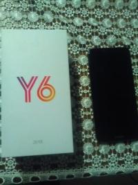 Sprzedam nowy telefon huawei Y6