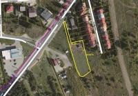 Działka na sprzedaż Konin ul. Szpitalna 0,2119ha