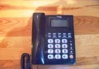 Telefon przewodowy DarTel