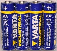 Niemieckie bardzo mocne baterie alkaliczne R6 AA R3 AAA