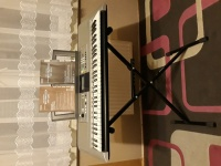 Keyboard Yamaha psr e323 ypt 320