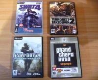 Gra na PC Call of Duty - Modern Warfare + 3 inne tytuły