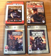 Gra na PC Soldier of Fortune II + bonus 3 inne tytuły