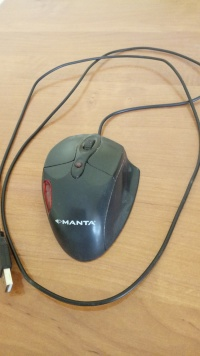Sprzedam Myszke Manta MM752
