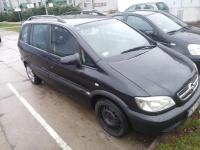 Opel Zafira A 2003r 2.0 DTi 100KM