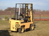 Wózek widłowy GPW 2504 automat ZREMB GLIWICE