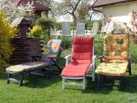 meble ogrodowe, leżaki - meble holenderskie Mielnica