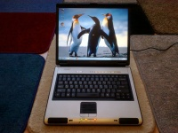 Laptop Toshiba Satellite L100-173