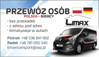 Limax Przewóz Osób