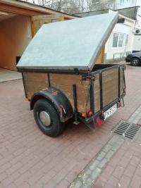 PRZYCZEPKA DMC 800kg
