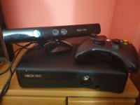 Xbox 360 z kinect + 3 gry