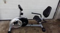 rowerek treningowy poziomy