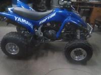 Yamaha Raptor 350 idealny stan
