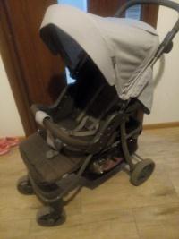 Wózek spacerowy 4baby Rapid