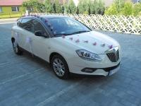 Auto do ślubu Lancia Delta !!!